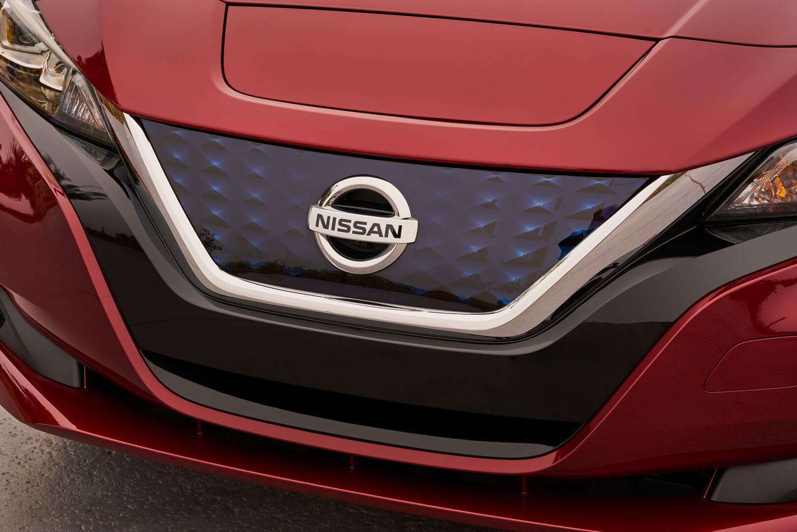Фотография экоавто Nissan Leaf (40 кВт⋅ч) - фото 41