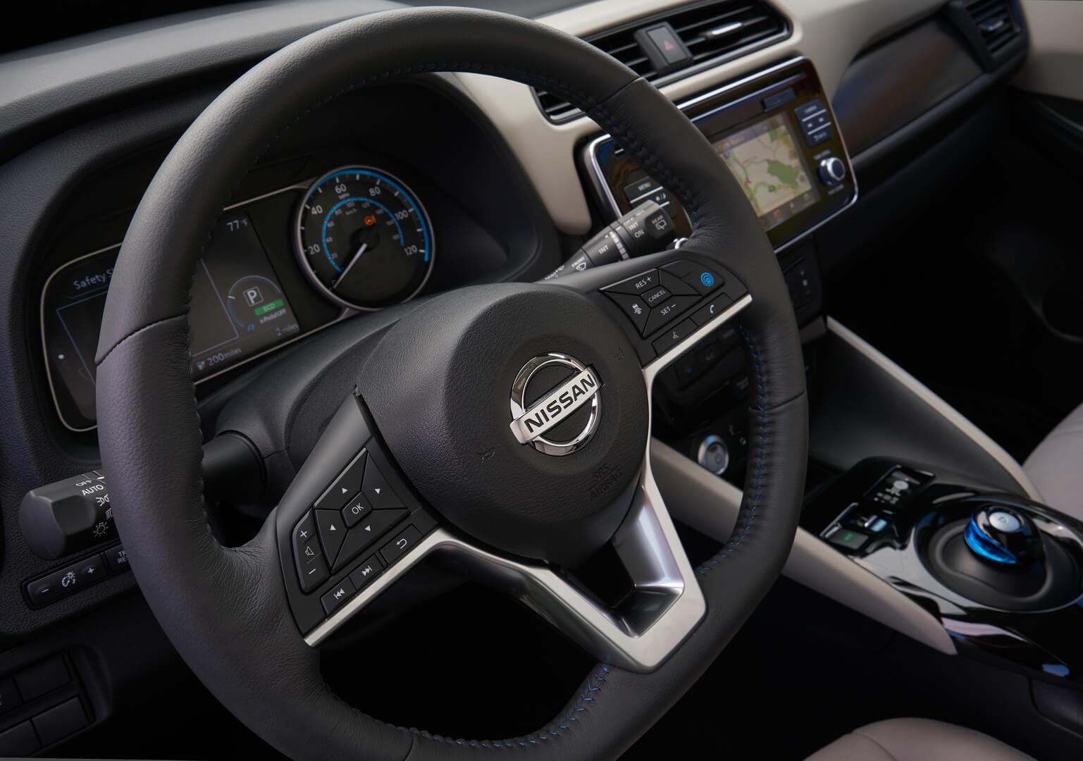 Фотография экоавто Nissan Leaf (40 кВт⋅ч) - фото 49