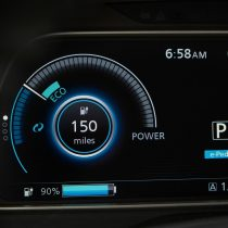 Фотография экоавто Nissan Leaf (40 кВт⋅ч) - фото 50