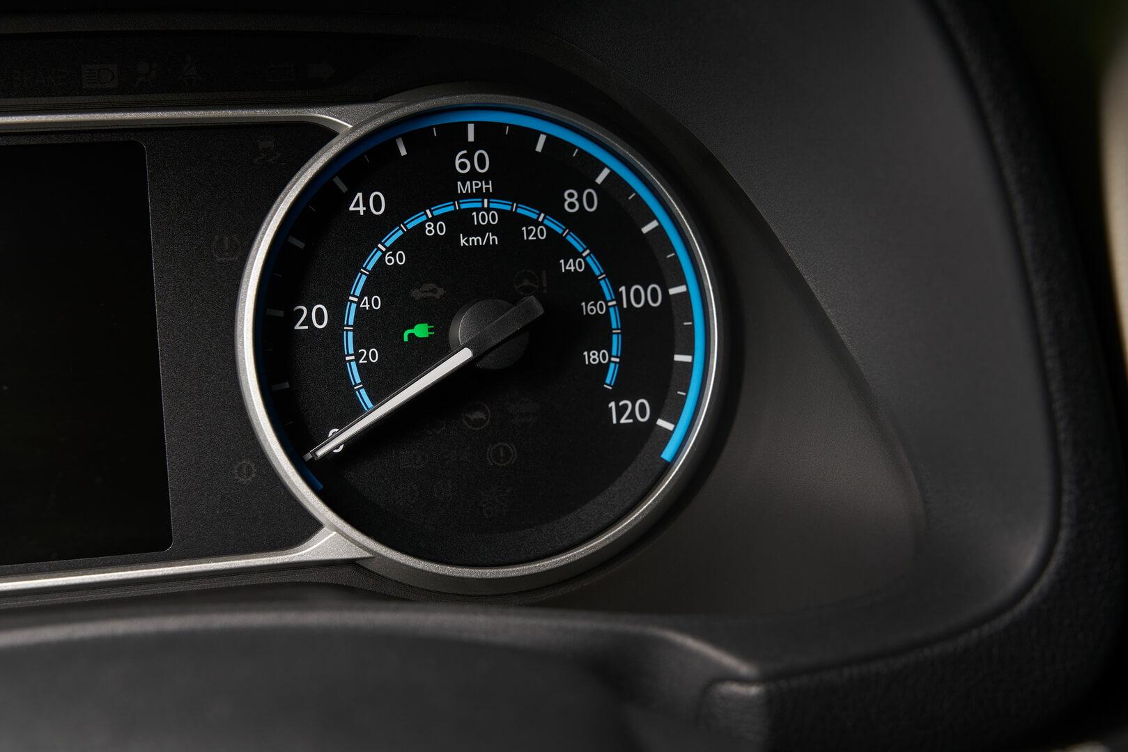 Фотография экоавто Nissan Leaf (40 кВт⋅ч) - фото 53