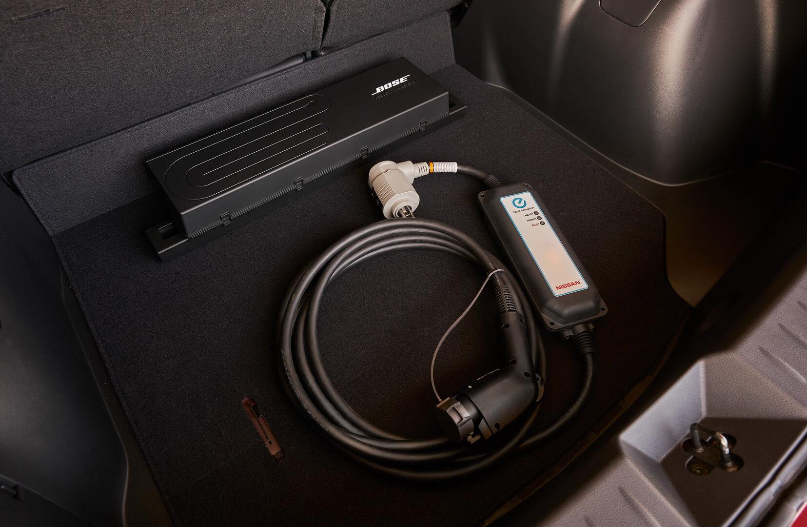 Багажник Nissan Leaf 2018