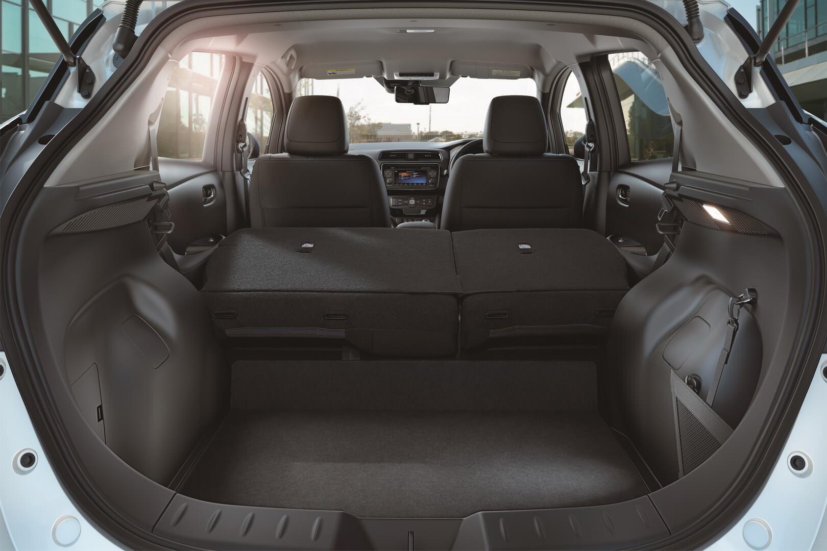 Фотография экоавто Nissan Leaf (40 кВт⋅ч) - фото 68