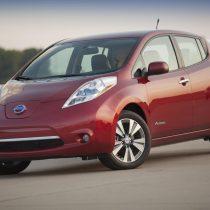 Фотография экоавто Nissan Leaf 2013 (24 кВт•ч)