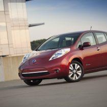 Фотография экоавто Nissan Leaf 2013 (24 кВт•ч) - фото 4