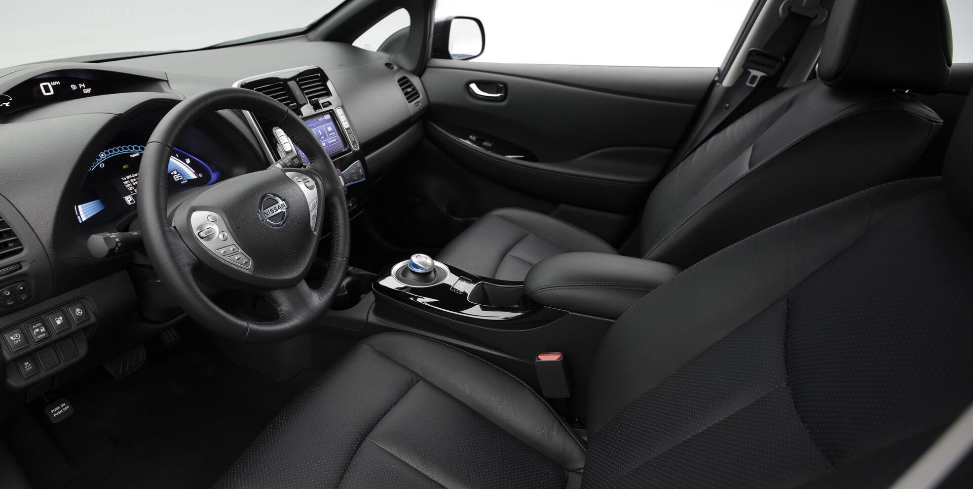 Фотография экоавто Nissan Leaf 2013 (24 кВт•ч) - фото 37