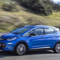 Фотография экоавто Opel Ampera-e - фото 3