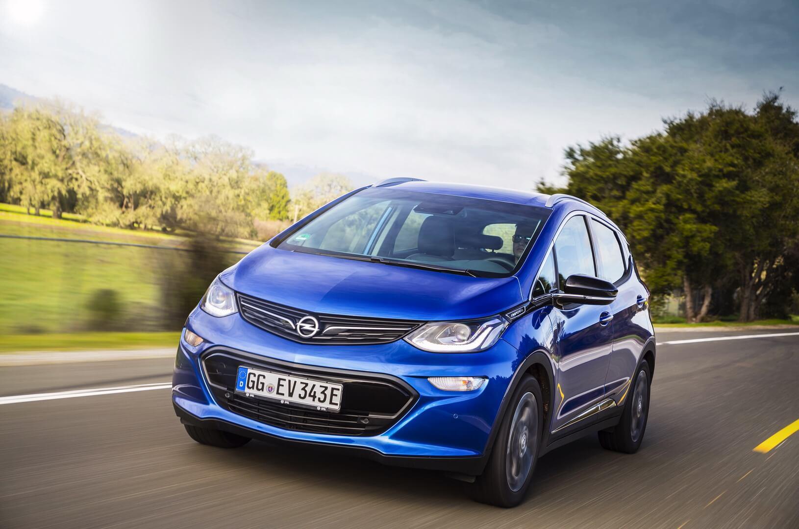 Фотография экоавто Opel Ampera-e - фото 6