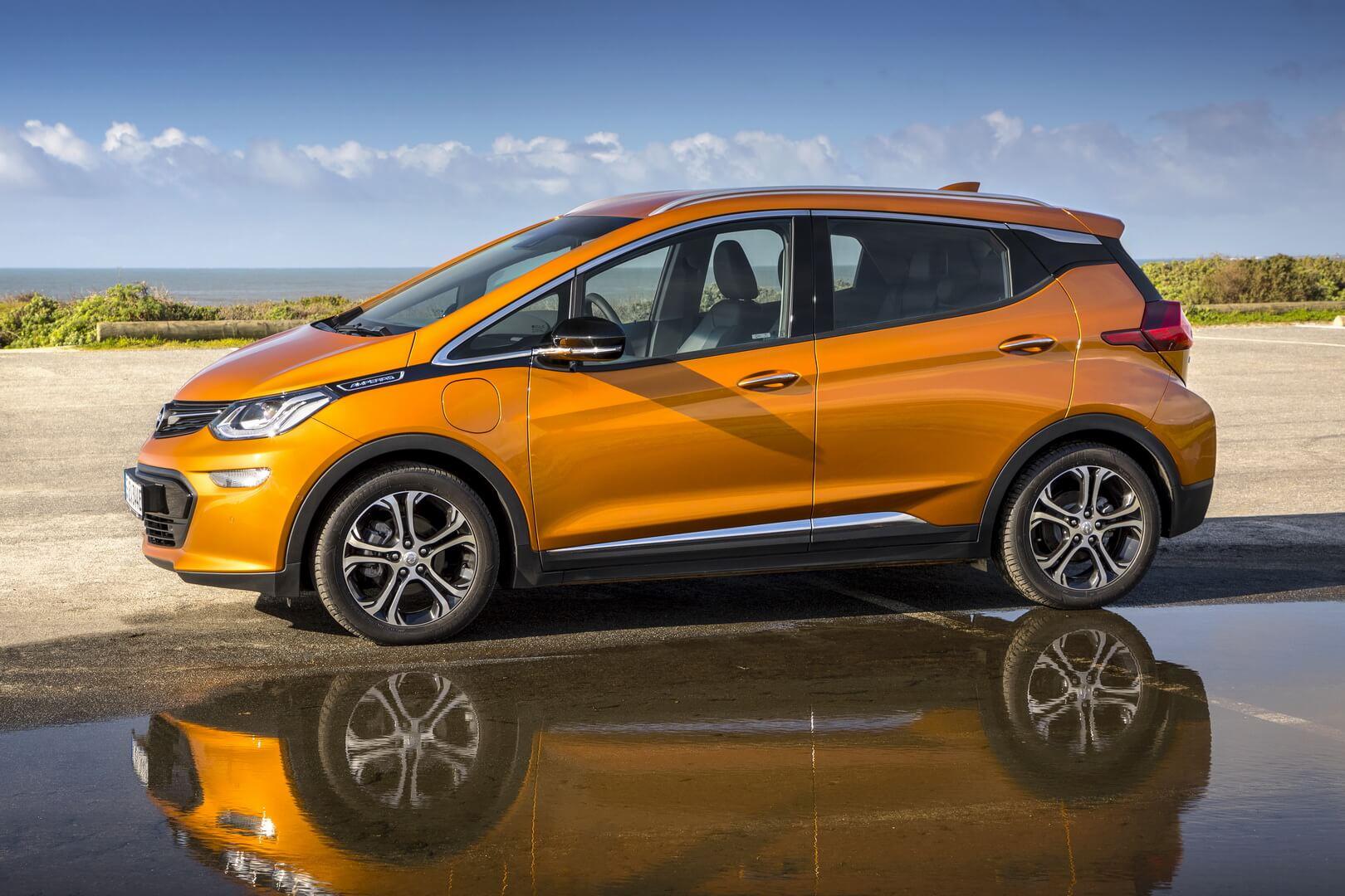 Фотография экоавто Opel Ampera-e - фото 20