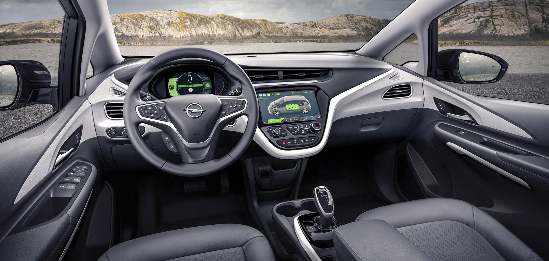 Фотография экоавто Opel Ampera-e - фото 71