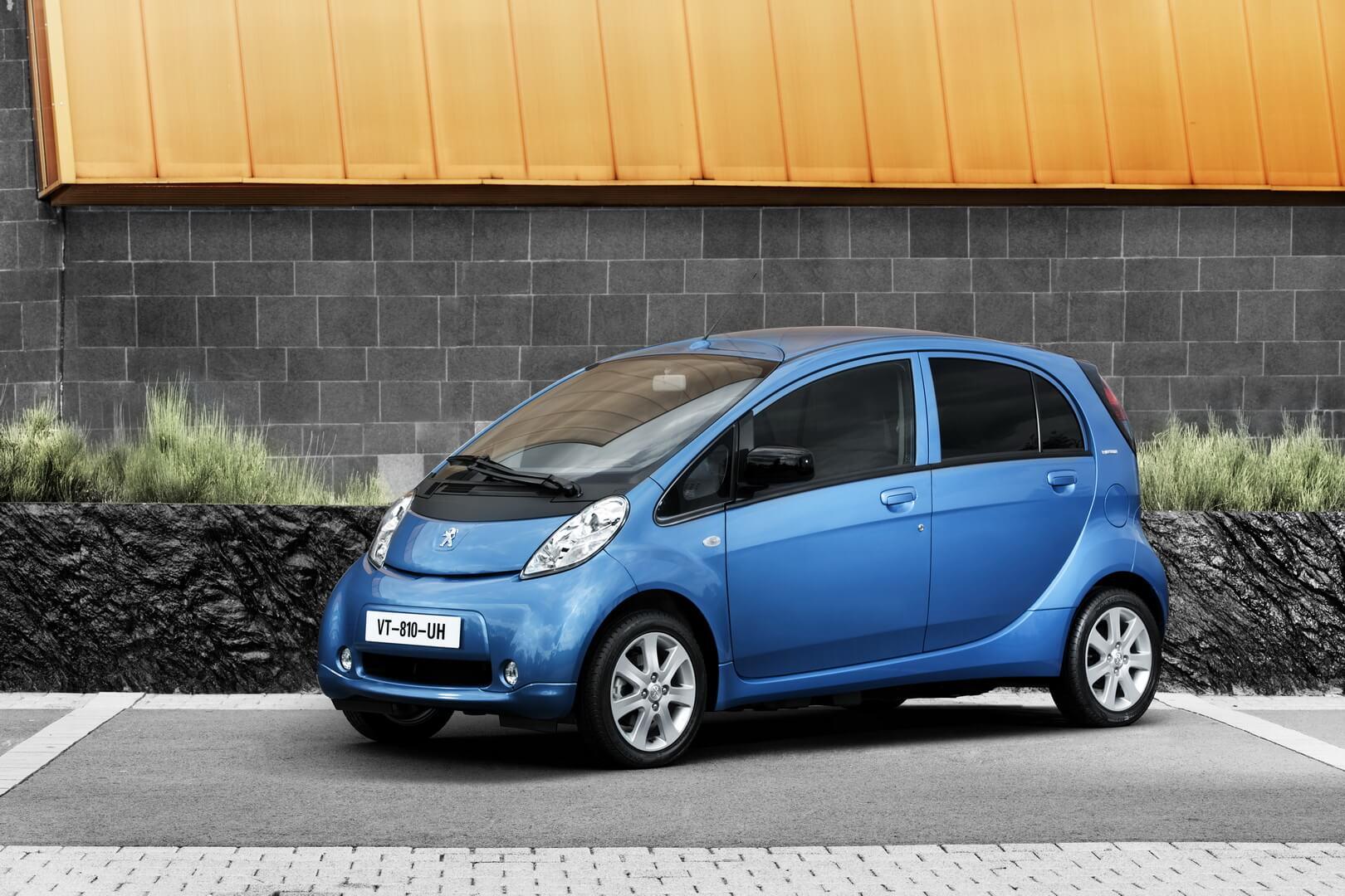 Фотография экоавто Peugeot iOn