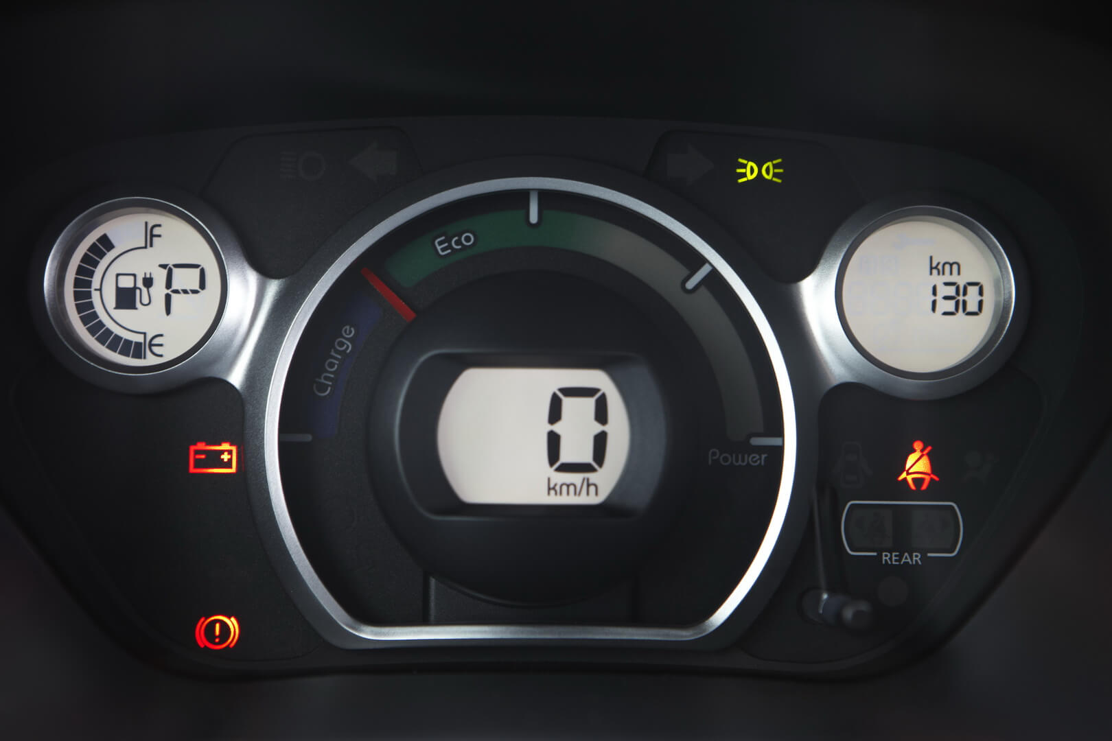 Фотография экоавто Peugeot iOn - фото 17