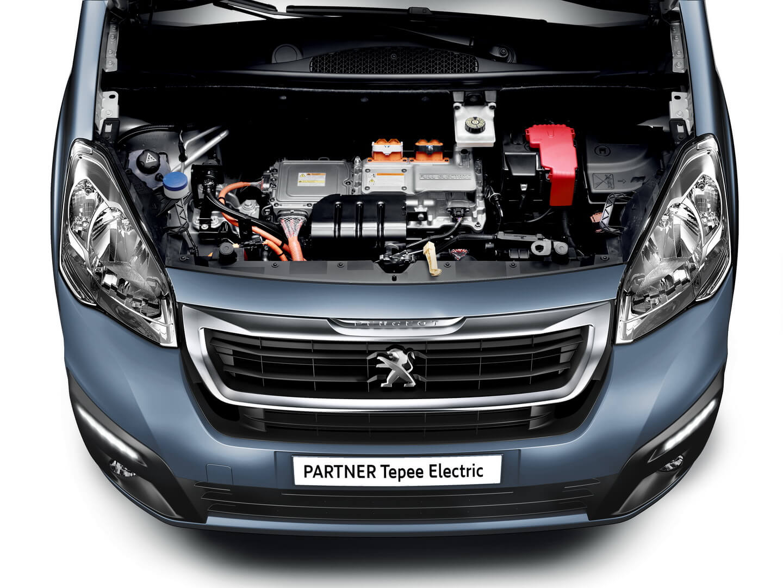 Фотография экоавто Peugeot Partner Tepee Electric - фото 3