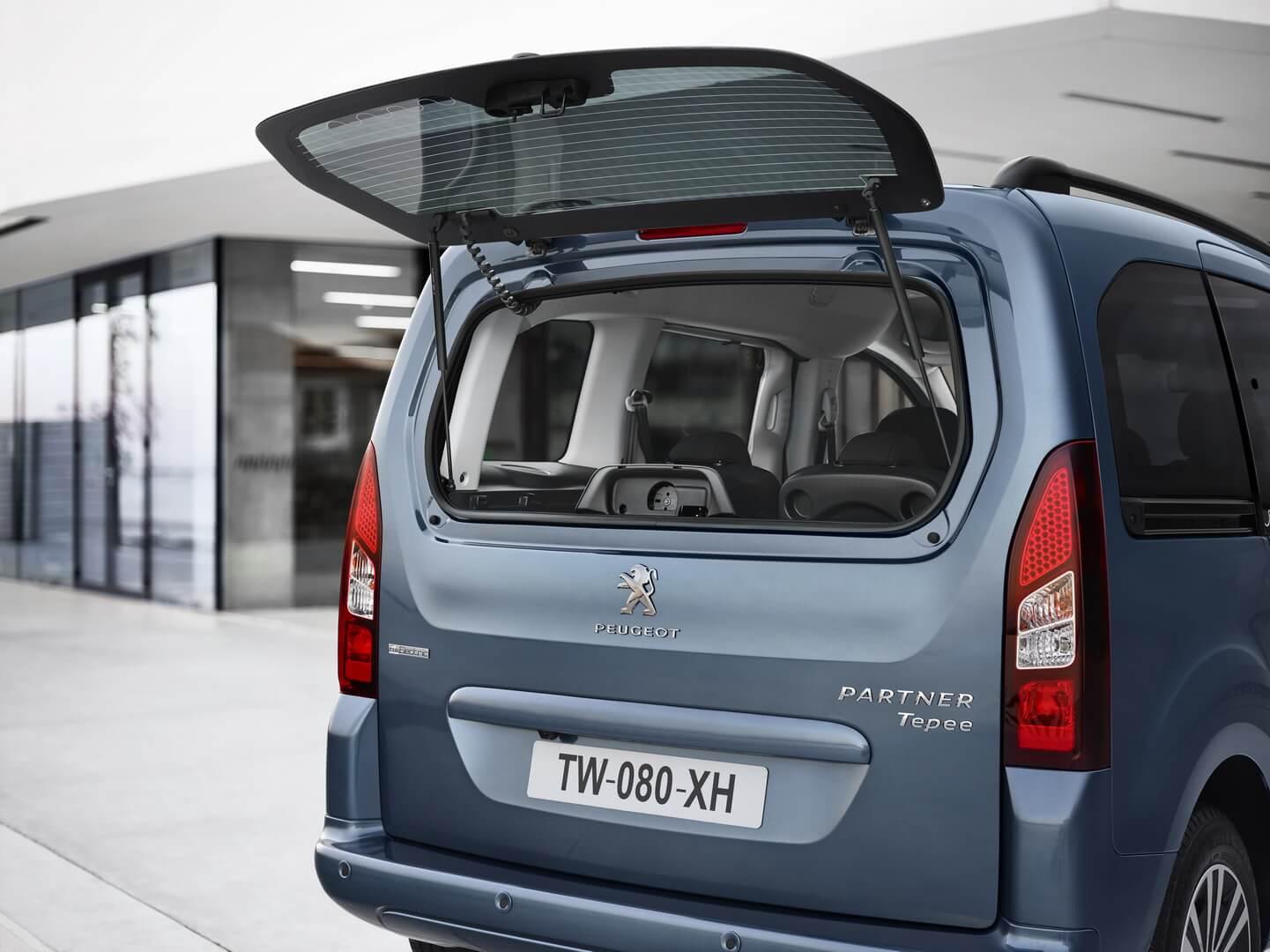 Фотография экоавто Peugeot Partner Tepee Electric - фото 9