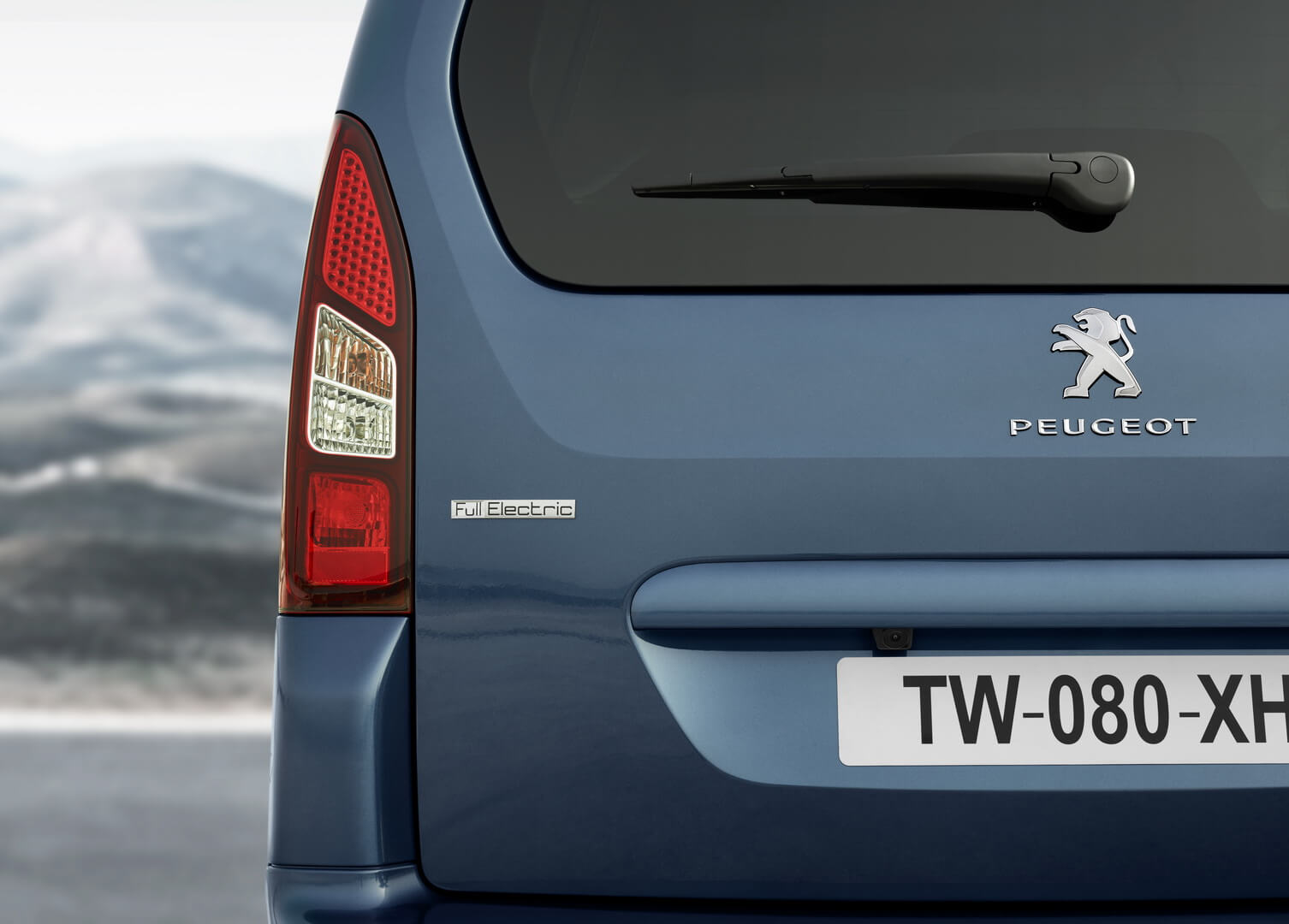 Фотография экоавто Peugeot Partner Tepee Electric - фото 10