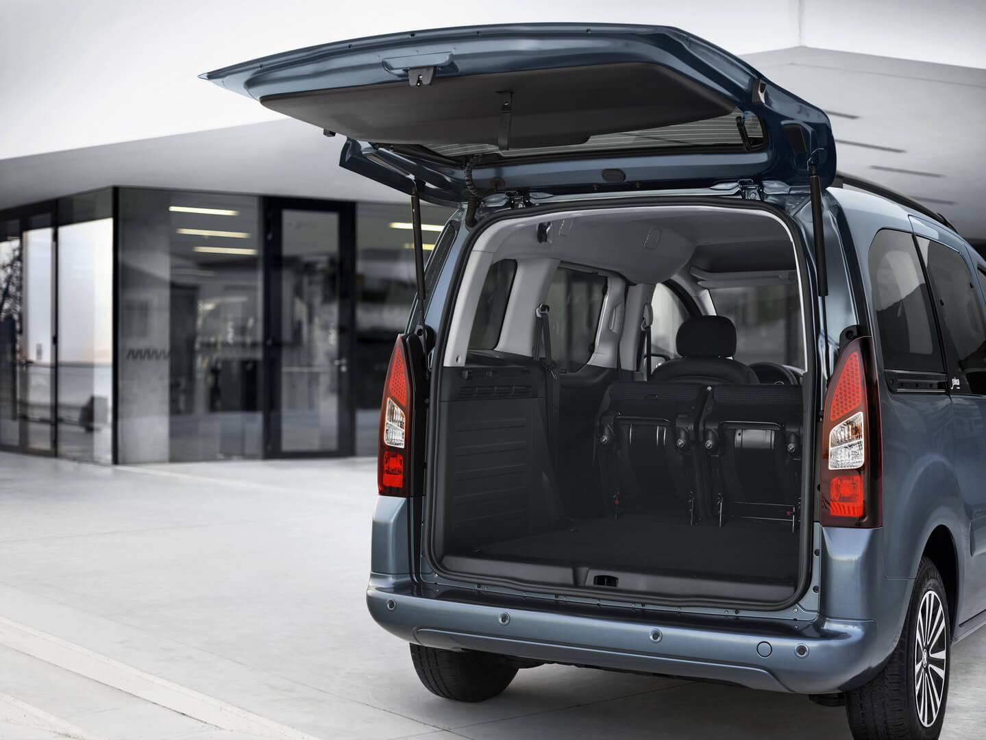 Фотография экоавто Peugeot Partner Tepee Electric - фото 11