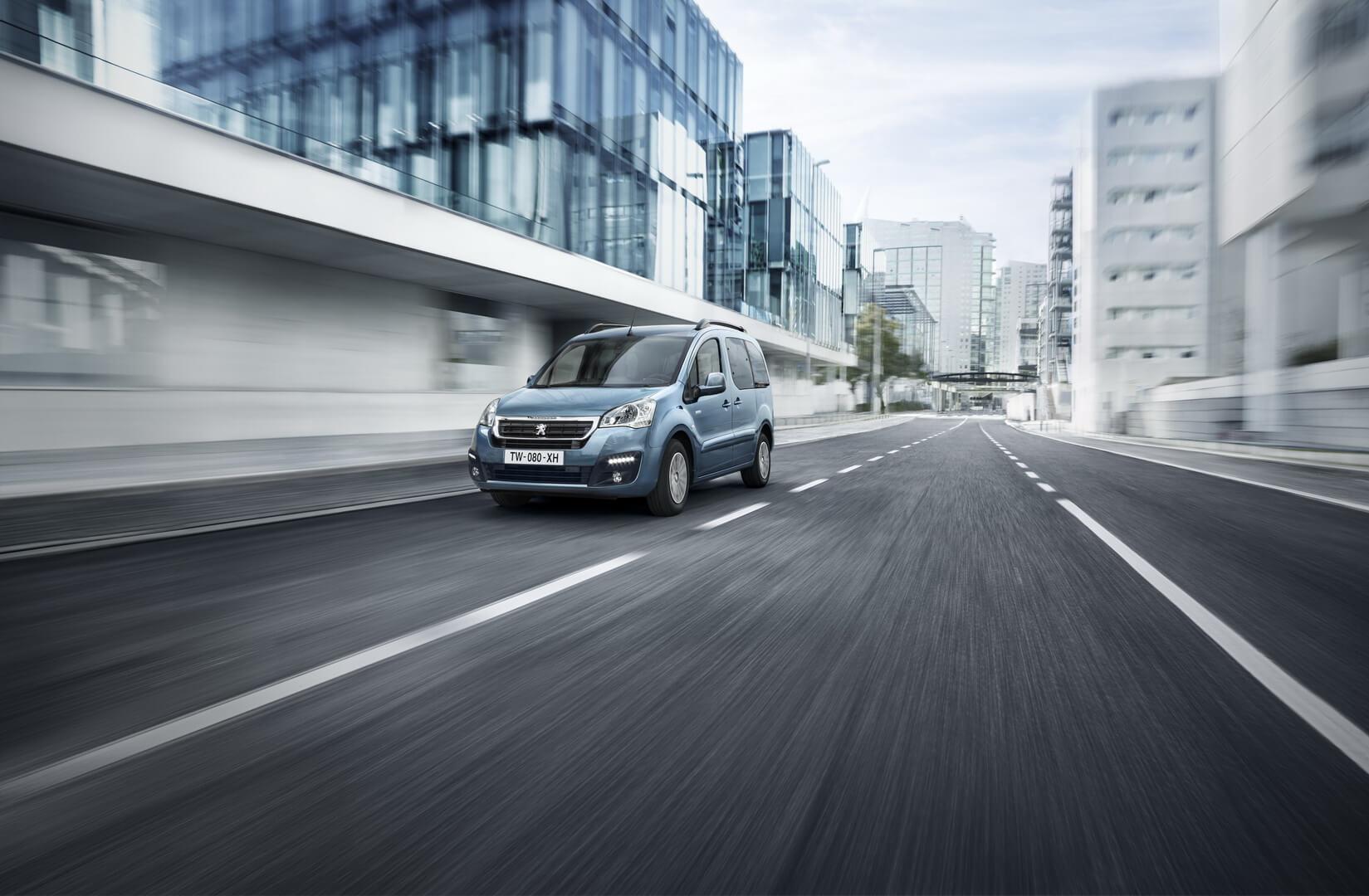 Фотография экоавто Peugeot Partner Tepee Electric - фото 13