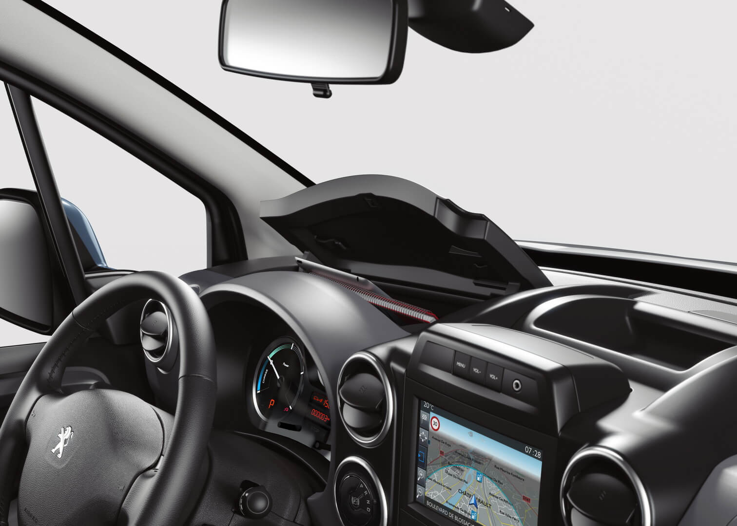 Фотография экоавто Peugeot Partner Tepee Electric - фото 16