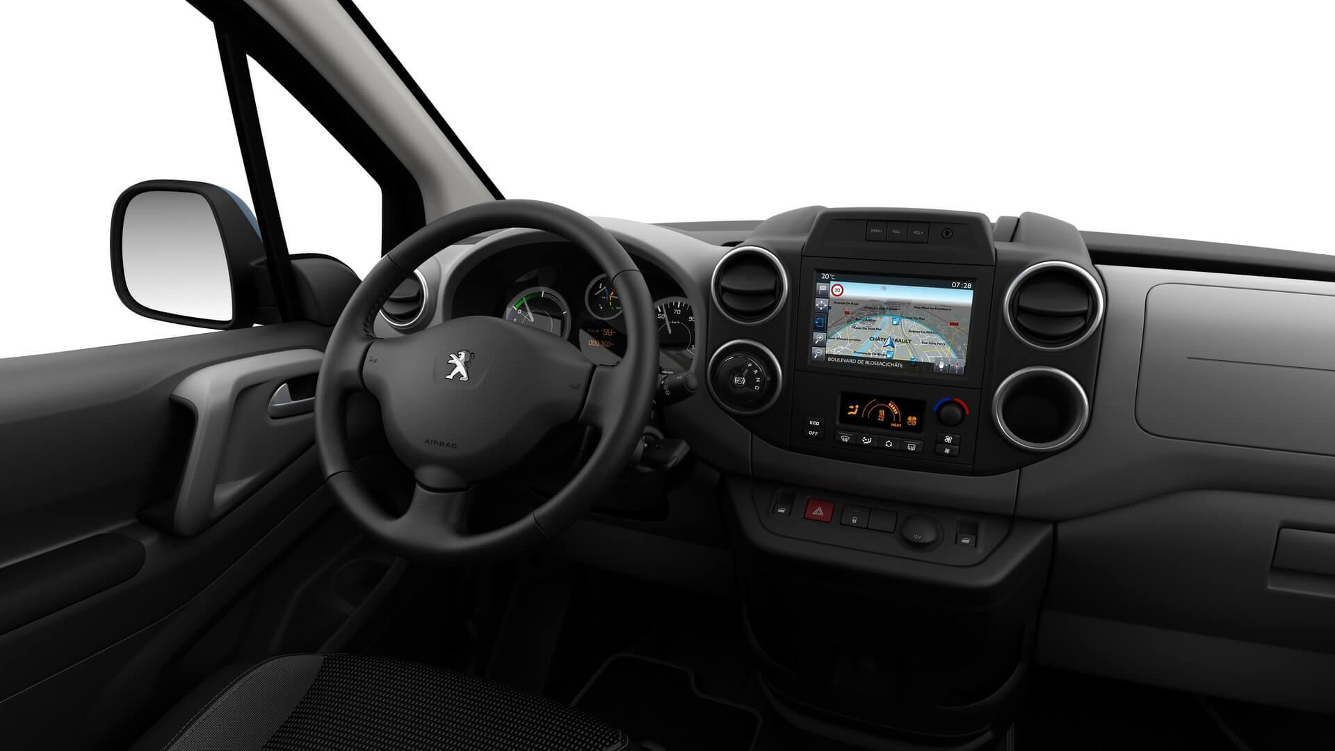 Фотография экоавто Peugeot Partner Tepee Electric - фото 18