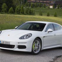 Фотография экоавто Porsche Panamera S E-Hybrid - фото 3
