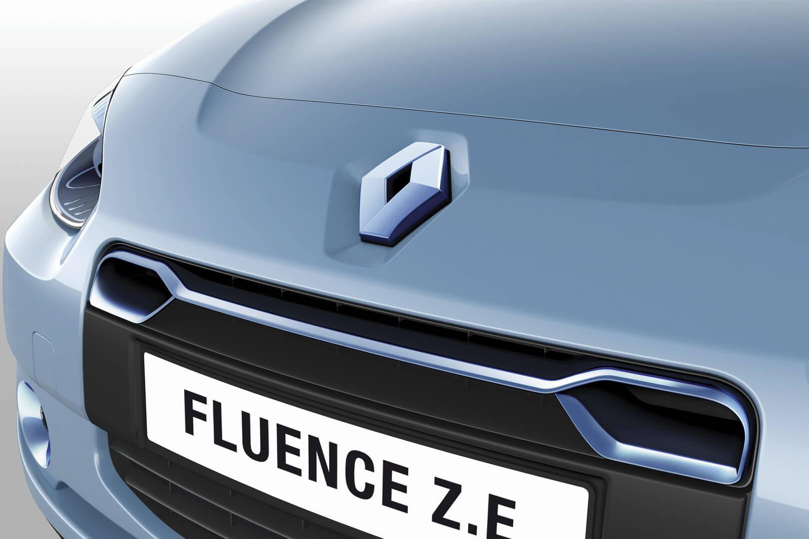 Фотография экоавто Renault Fluence Z.E. - фото 3