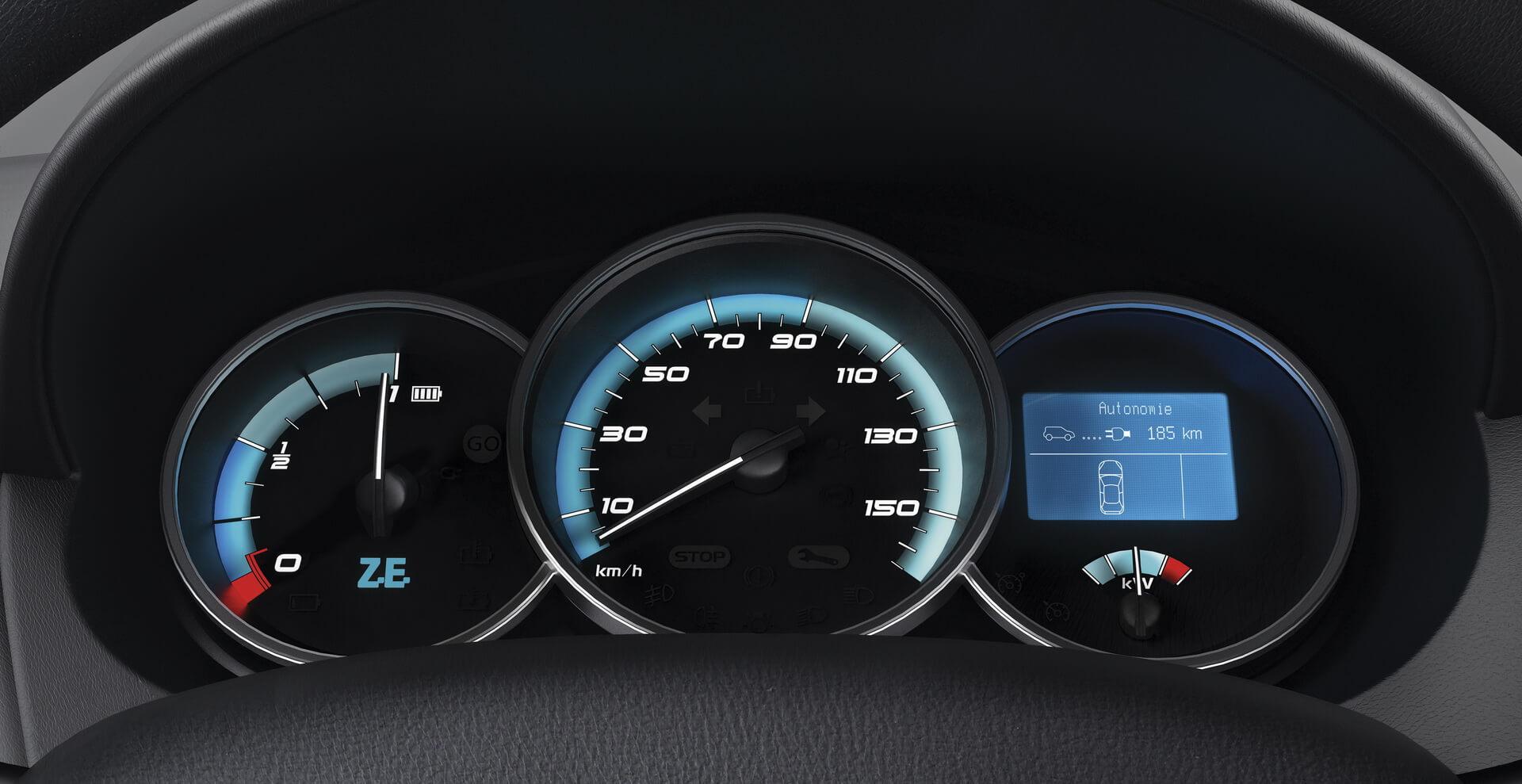 Фотография экоавто Renault Fluence Z.E. - фото 11