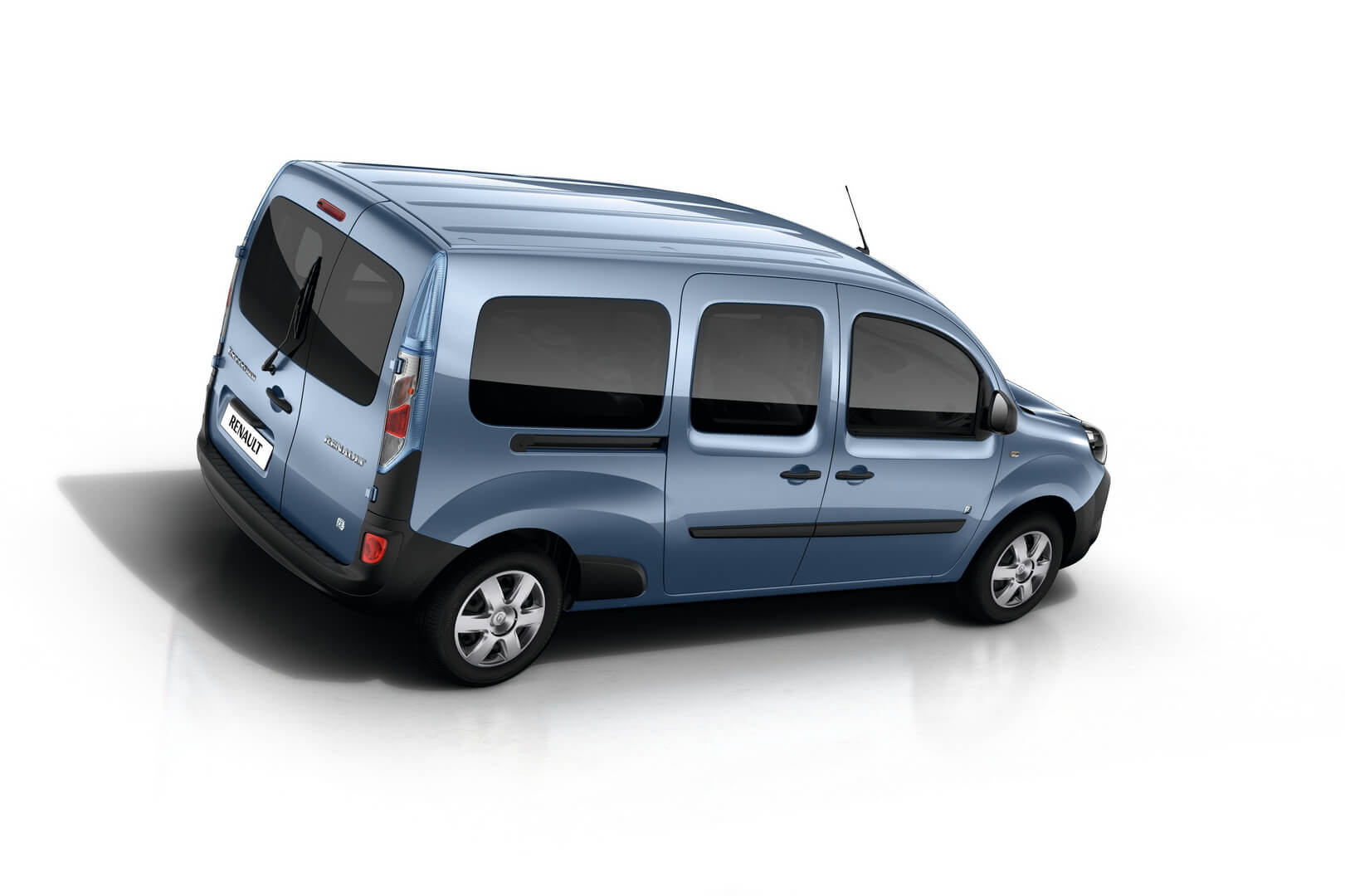 Фотография экоавто Renault Kangoo Z.E. - фото 2