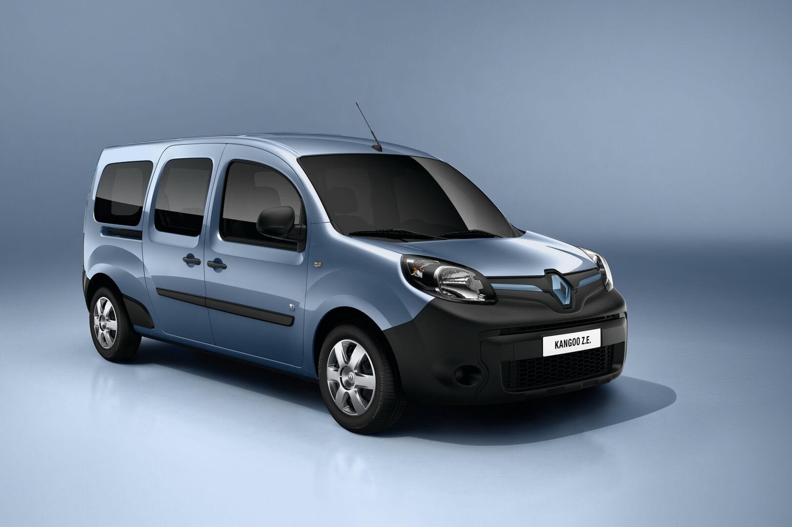 Фотография экоавто Renault Kangoo Z.E. - фото 3