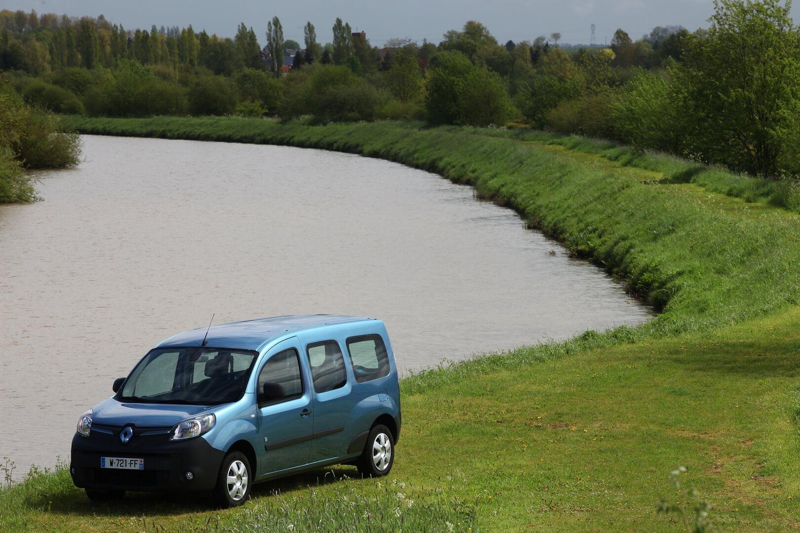 Фотография экоавто Renault Kangoo Z.E. - фото 7