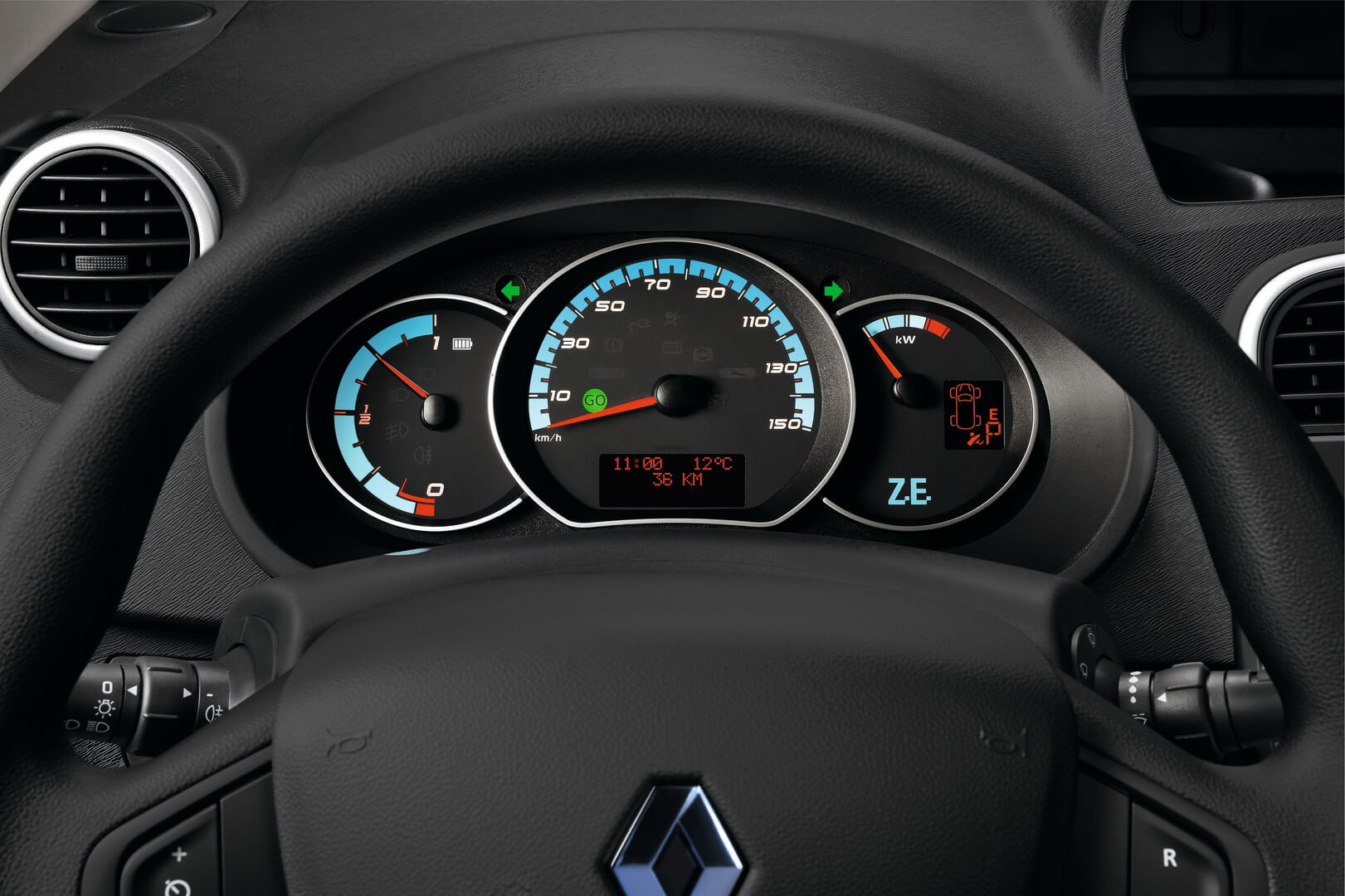 Фотография экоавто Renault Kangoo Z.E. - фото 13