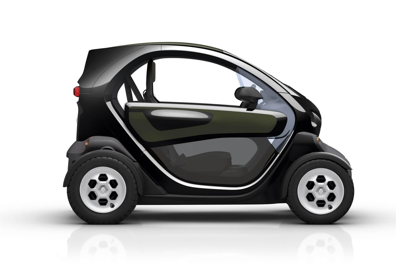 Фотография экоавто Renault Twizy 45