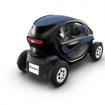 Фотография экоавто Renault Twizy - фото 2