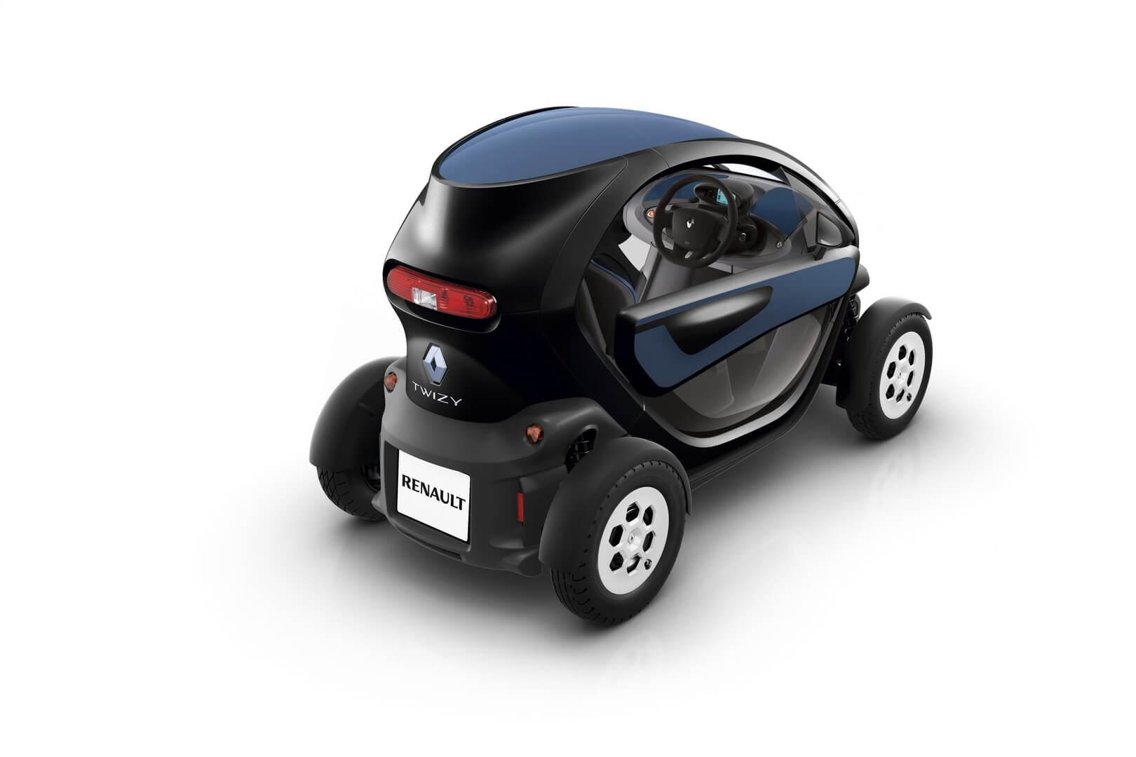 Фотография экоавто Renault Twizy 45 - фото 2
