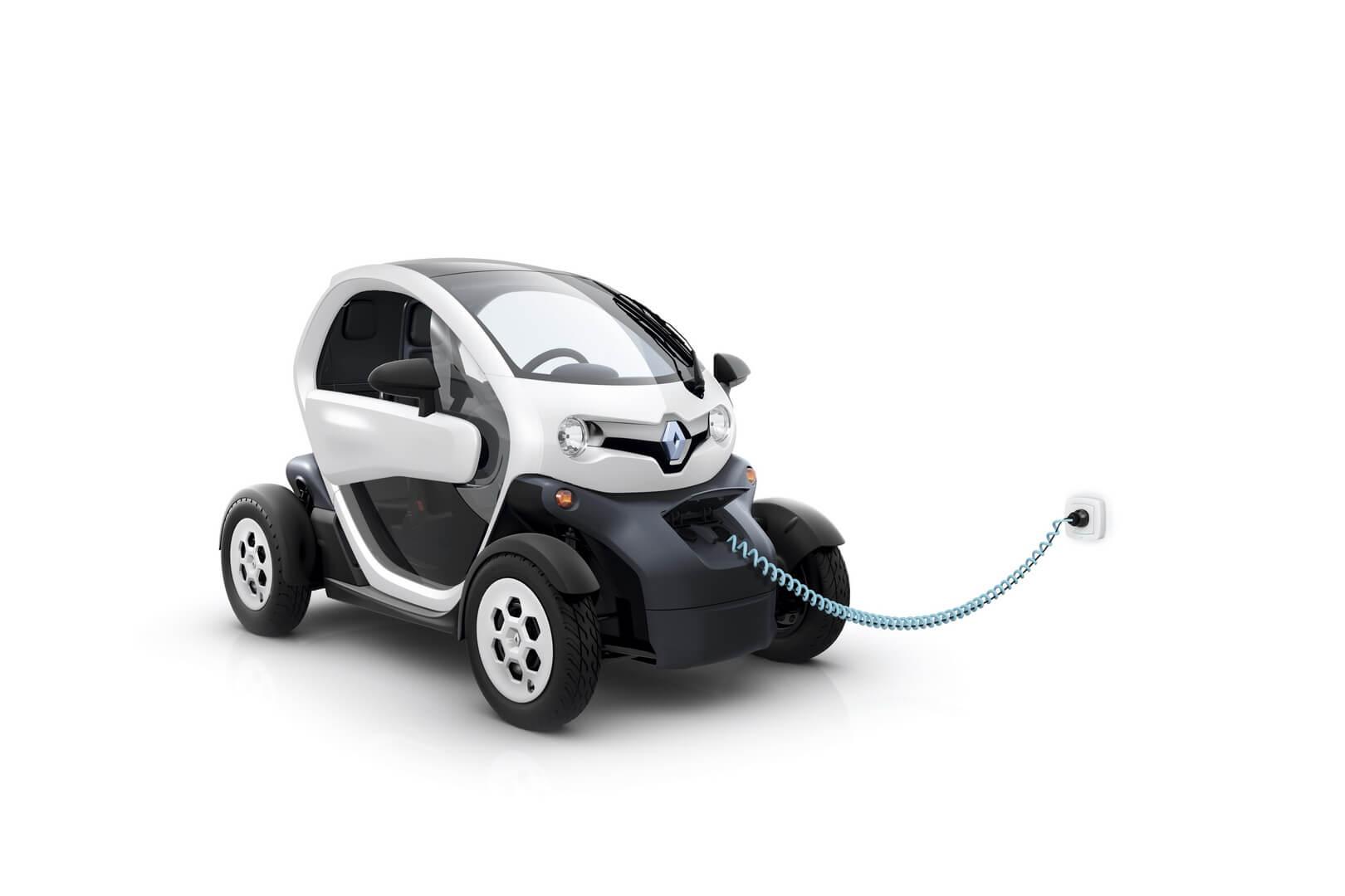 Фотография экоавто Renault Twizy 45 - фото 4