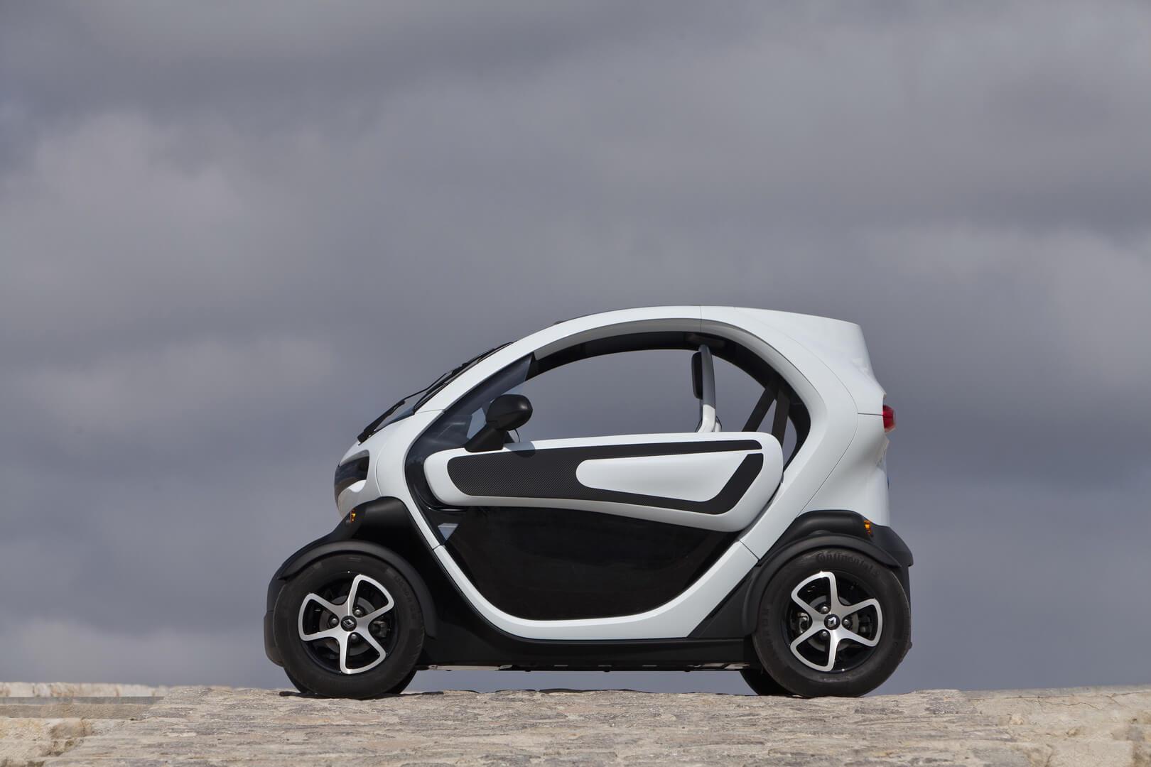 Фотография экоавто Renault Twizy 45 - фото 8
