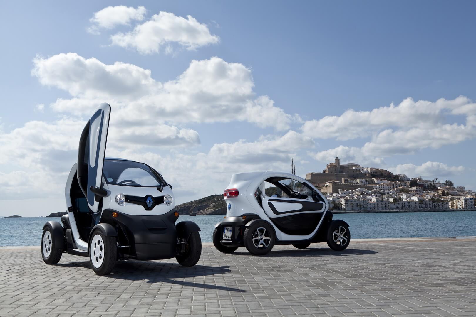 Фотография экоавто Renault Twizy 45 - фото 9