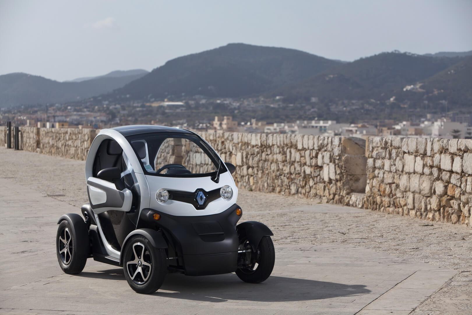 Фотография экоавто Renault Twizy 45 - фото 12