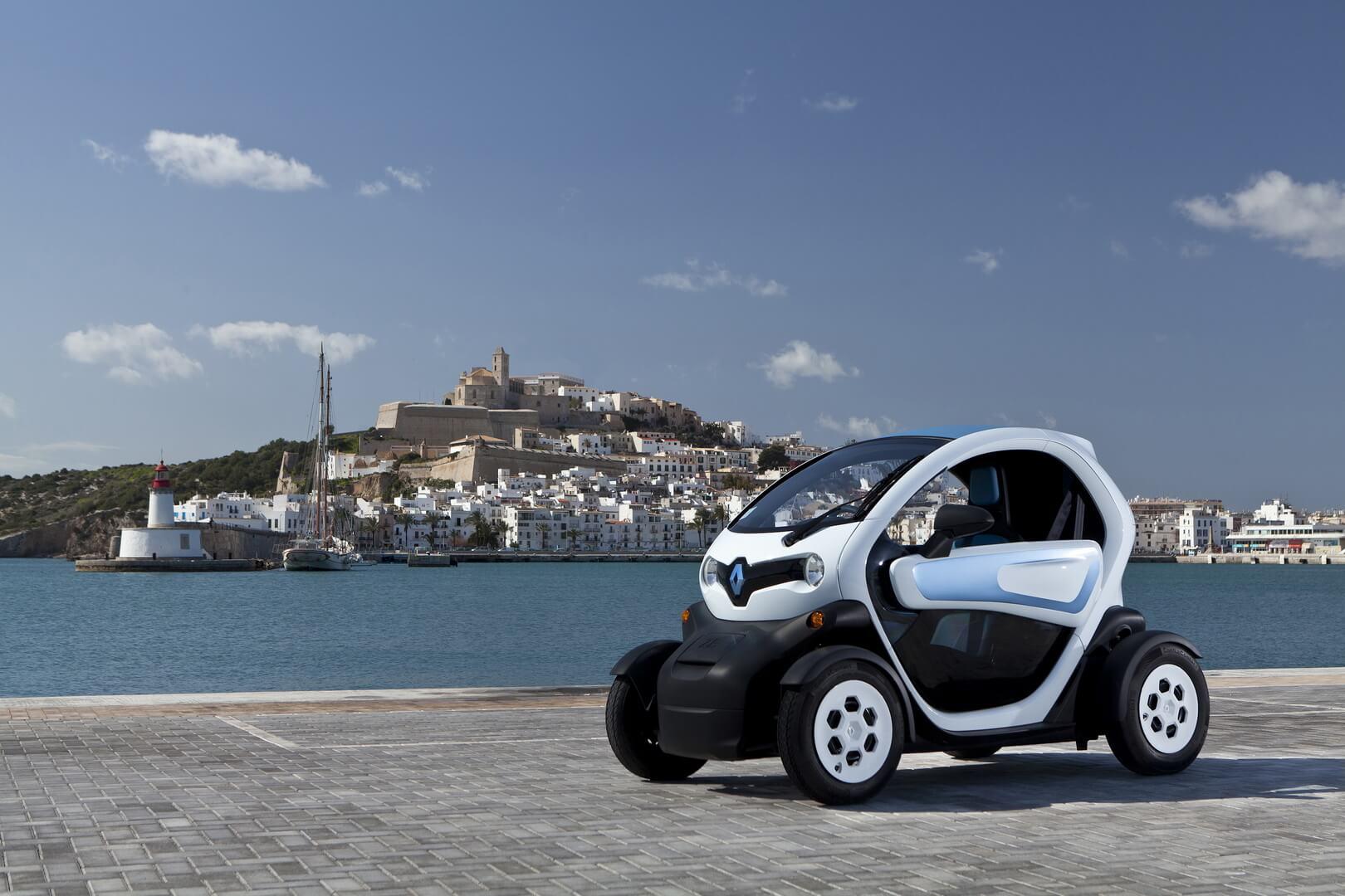 Фотография экоавто Renault Twizy 45 - фото 13