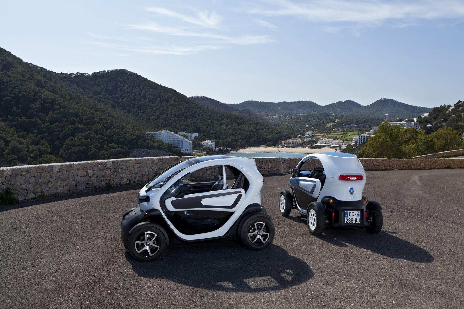 Фотография экоавто Renault Twizy 45 - фото 16