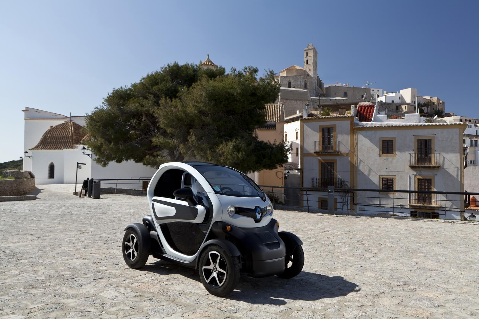 Фотография экоавто Renault Twizy 45 - фото 17