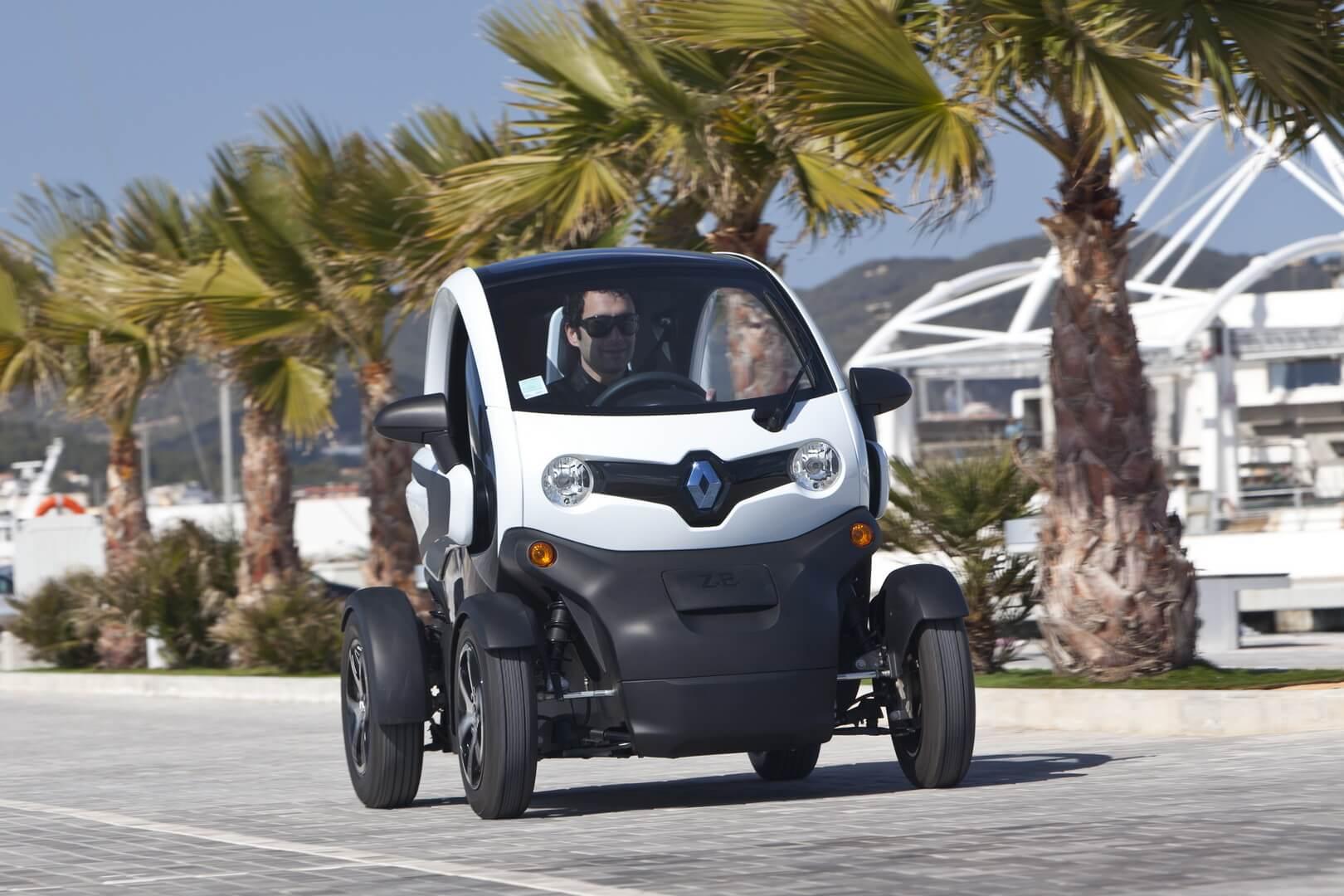 Фотография экоавто Renault Twizy 45 - фото 18