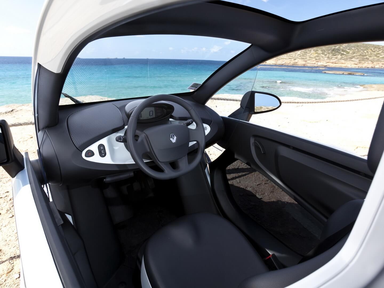 Фотография экоавто Renault Twizy 45 - фото 26