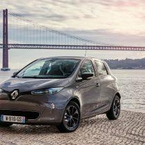 Фотография экоавто Renault ZOE 2012 - фото 9