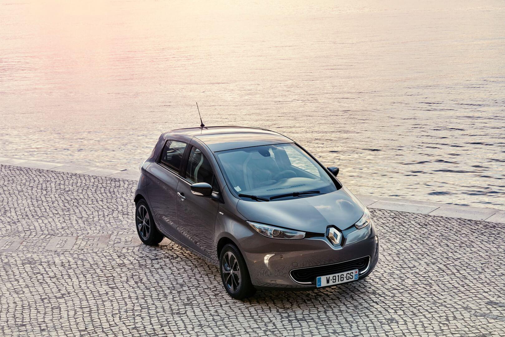Фотография экоавто Renault ZOE 2012 - фото 11
