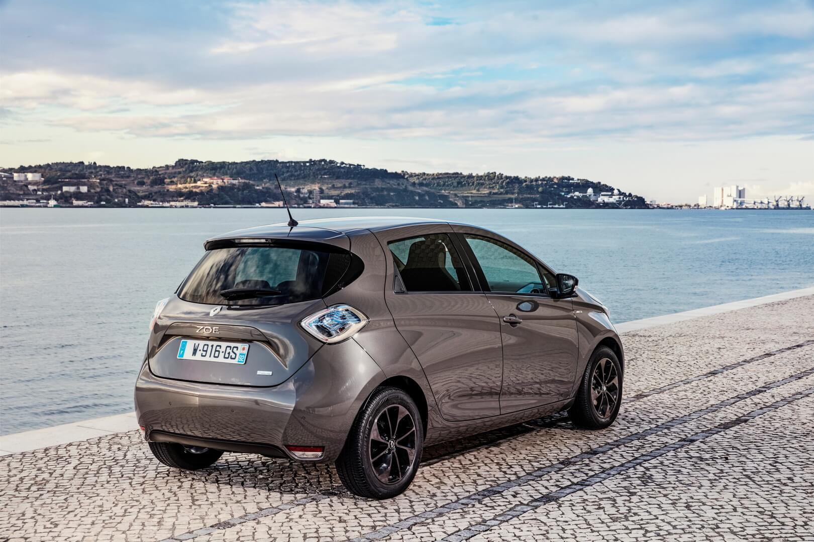 Фотография экоавто Renault ZOE 2012 - фото 13