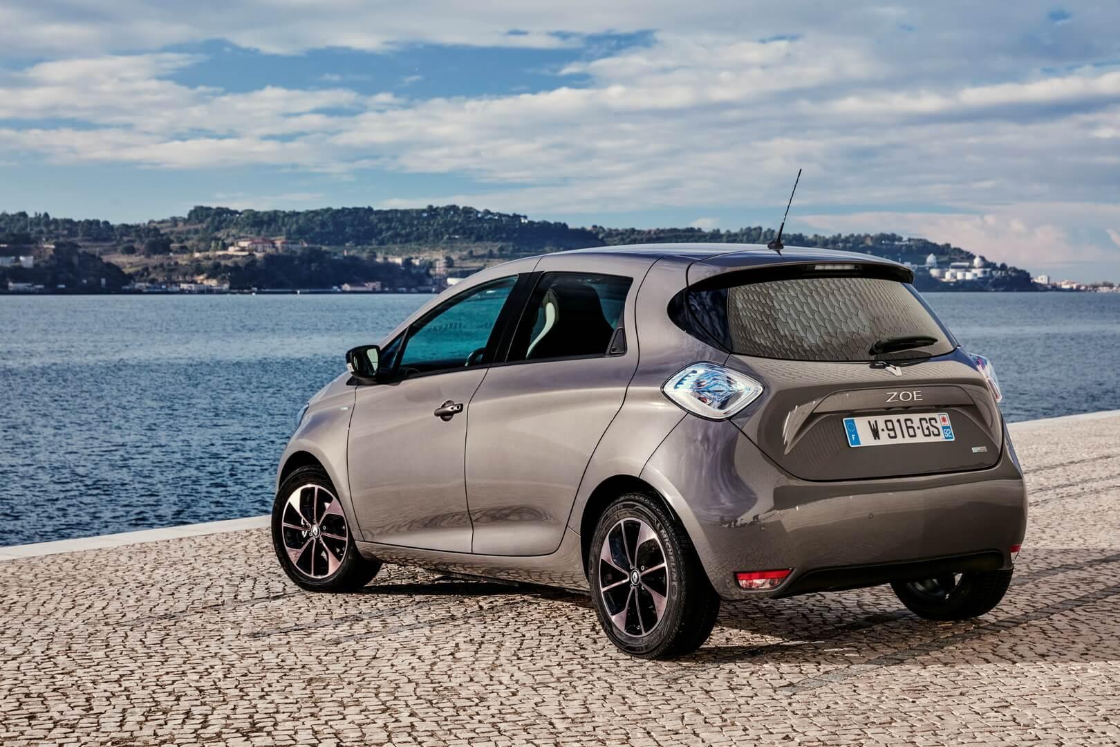 Фотография экоавто Renault ZOE 2012 - фото 15