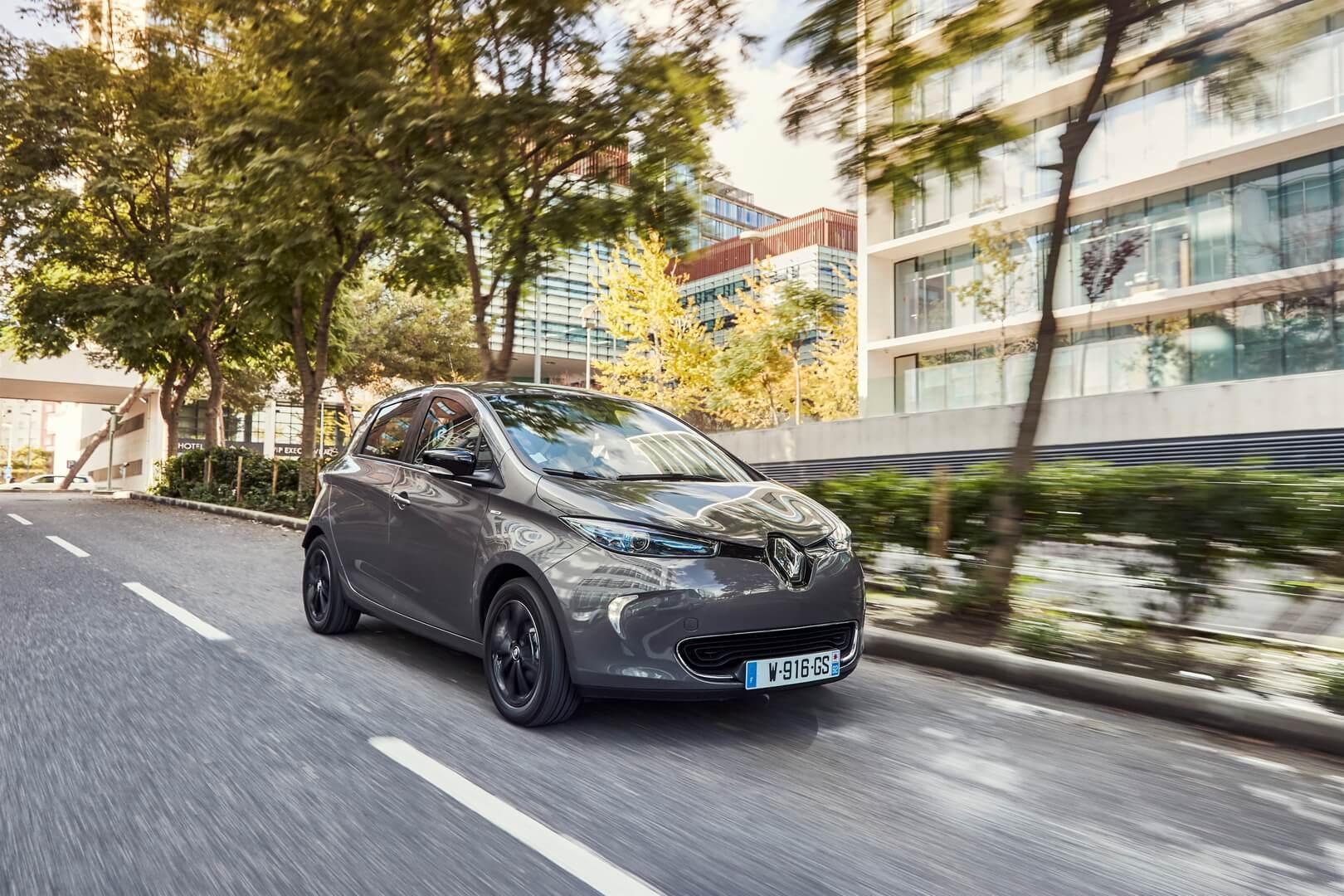 Фотография экоавто Renault ZOE 2012 - фото 23