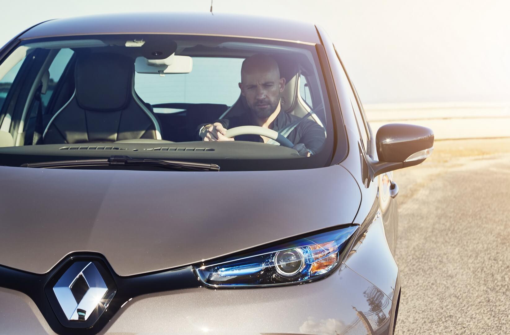 Фотография экоавто Renault ZOE 2012 - фото 27