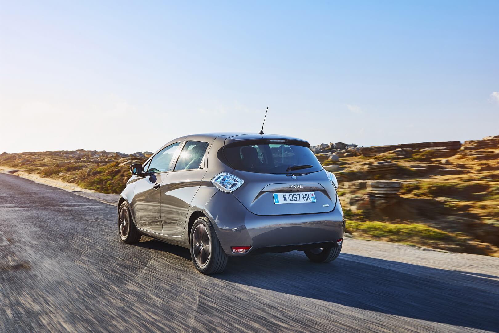 Фотография экоавто Renault ZOE 2012 - фото 38