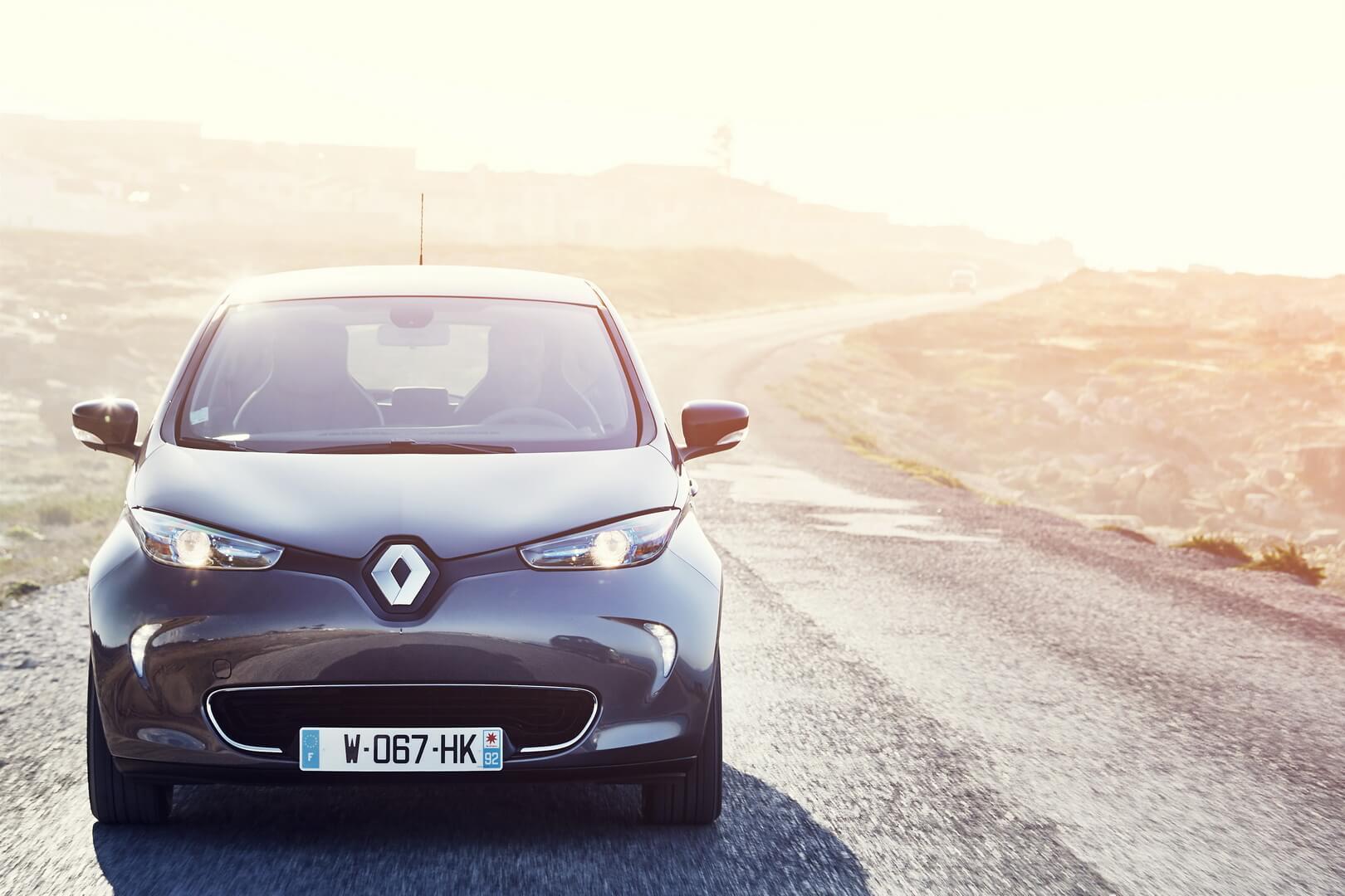 Фотография экоавто Renault ZOE 2012 - фото 43