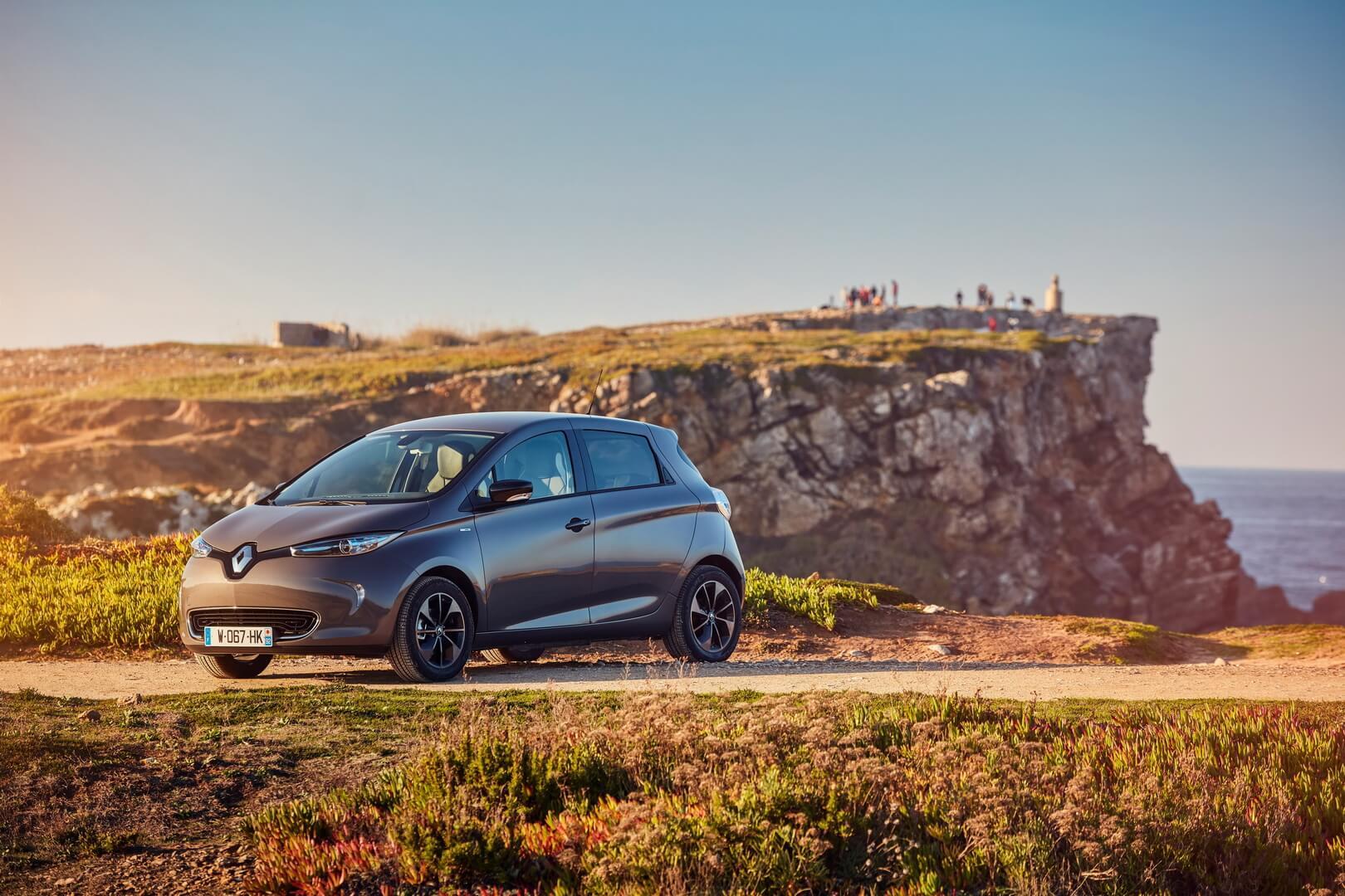 Фотография экоавто Renault ZOE 2012 - фото 45